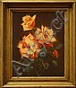 Painting, Vernon Kerr, Still Life with Pink Roses, Vernon Kerr, Click for value