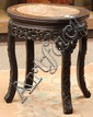 Chinese Oval Sectioned Export Stand