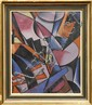 Painting, Manner of Luibov Sergeema Popova, Cubist