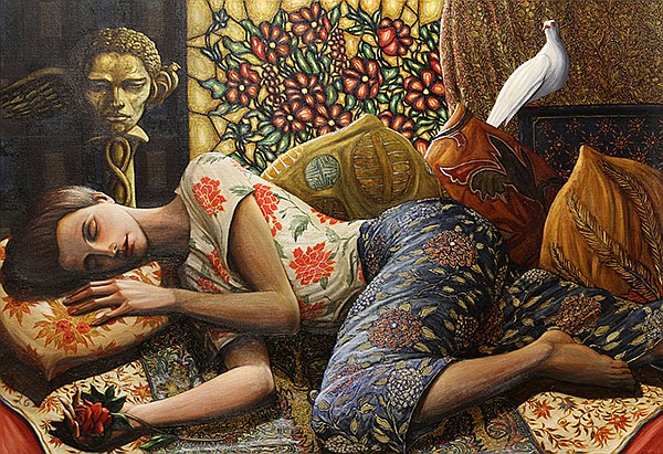 Painting, Alberto Abate