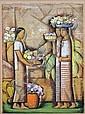 Painting, Alfredo Ramos Martinez, Women, Alfredo Ramos Martinez, Click for value