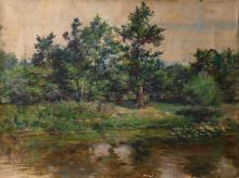 Painting, Louis Betts