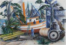 Watercolor, William L'Engle