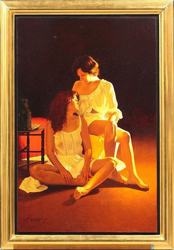 Painting, Enric Torres Prat