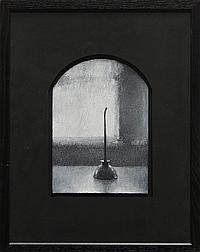 Drawing, Fred Dolkey, Oil Can with Arch, 2002