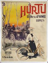 Vintage Poster, Henri Boulanger