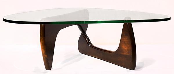 Isamu Noguchi Style Coffee Table - Isamu noguchi style coffee table