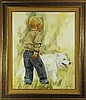Painting, Gunnar Donald Anderson, Gunnar Donald Anderson, Click for value