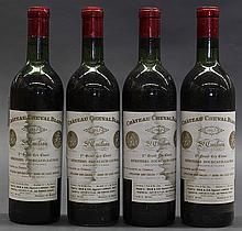 1967 Chateau Cheval Blanc, Saint-Emilion Grand Cru, France