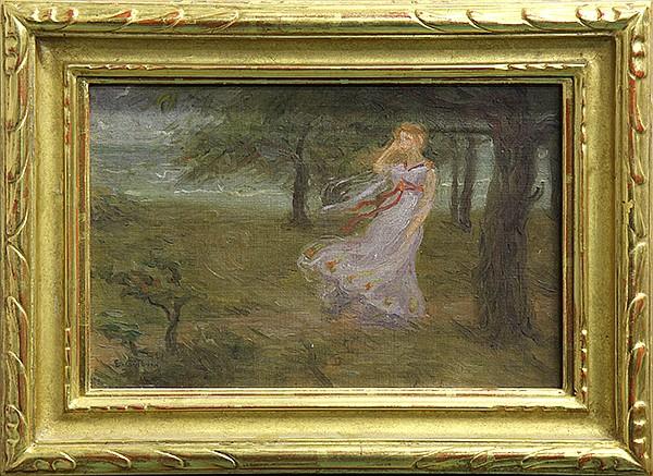 Painting, Elanor Ruth Eaton Gump Colburn