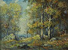 Painting, George Albert Thompson..