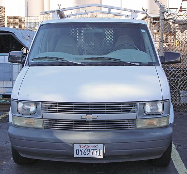 2001 Chevrolet Astro Cargo Transmission: 2005 Chevrolet Astro Cargo Van, Roof Rack And Industrial Int