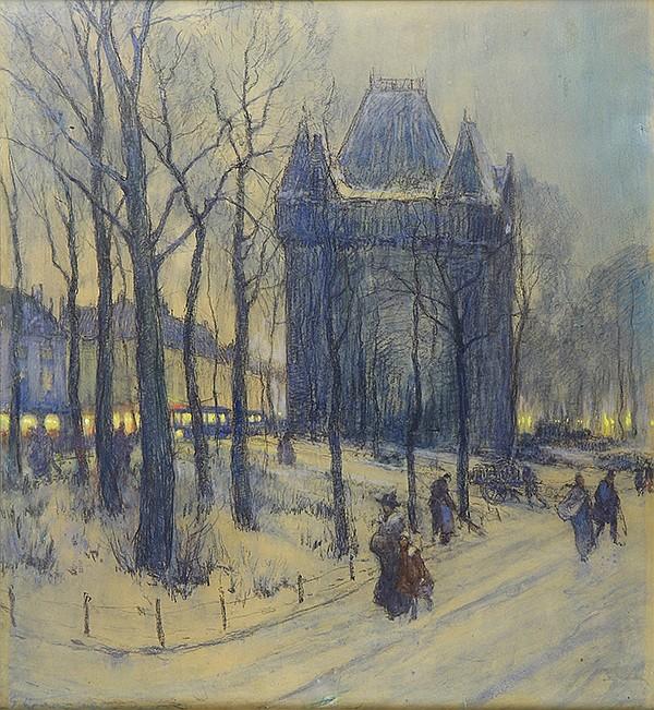 Painting, Geo Vermeire