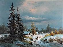 Painting, Ludwig Muninger