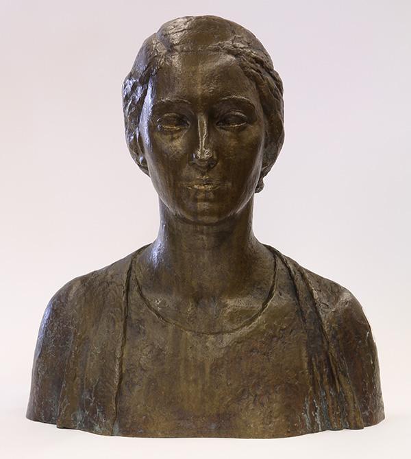 Bronze by Firmin Marcelin Michelet