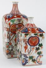 Japanese Imari Bottles