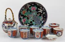 Japanese Imari ware, 19c