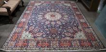 Persian Tabriz carpet, circa 1920, 9''8