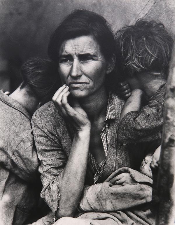 Dorothea Lange, Migrant Mother
