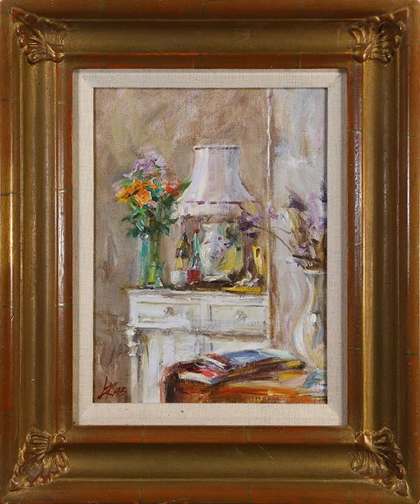 a description of a still life painting of a tabletop The constructed realities of cubism  braque and picasso began to focus their attention on landscape painting in which they reduce  still life with violin and .