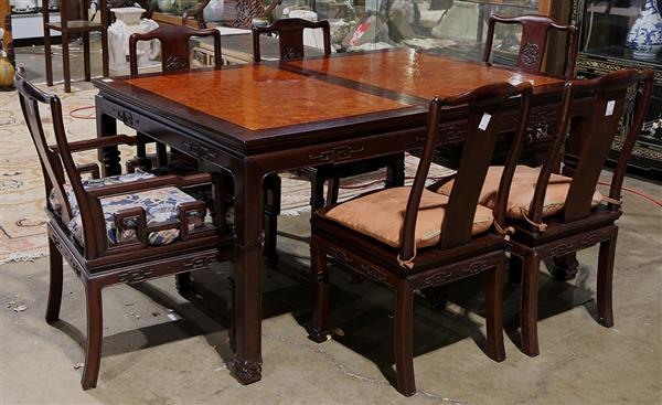official photos 7cf45 5f149 Chinese Dining Table and Chairs