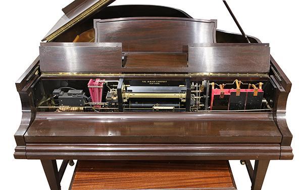 Steinway piano dating dating een drukke zakenman