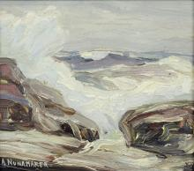 Painting, Alfred Nunamaker