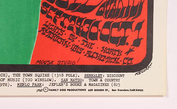 Vintage Rock Posters, FD-84 and FD-85