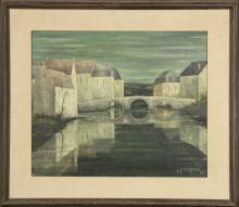 Painting, Jean-Pierre Capron