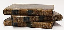 (lot of 3) Montesquieu, Charles De Secondat,