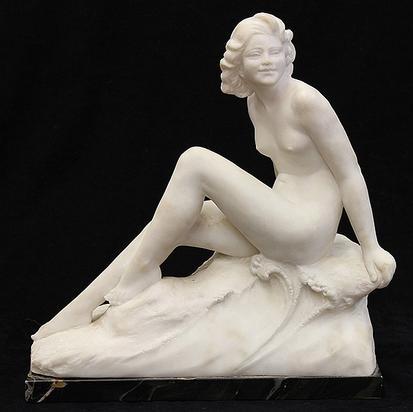 Sculpture, Alfredo Morelli
