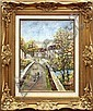 Painting, Louis Peyrat, Paris, Louis Peyrat, Click for value