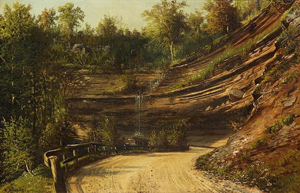 Painting, William Snyder