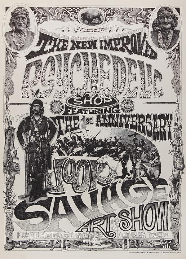 Vintage Rock Posters Rick Griffin
