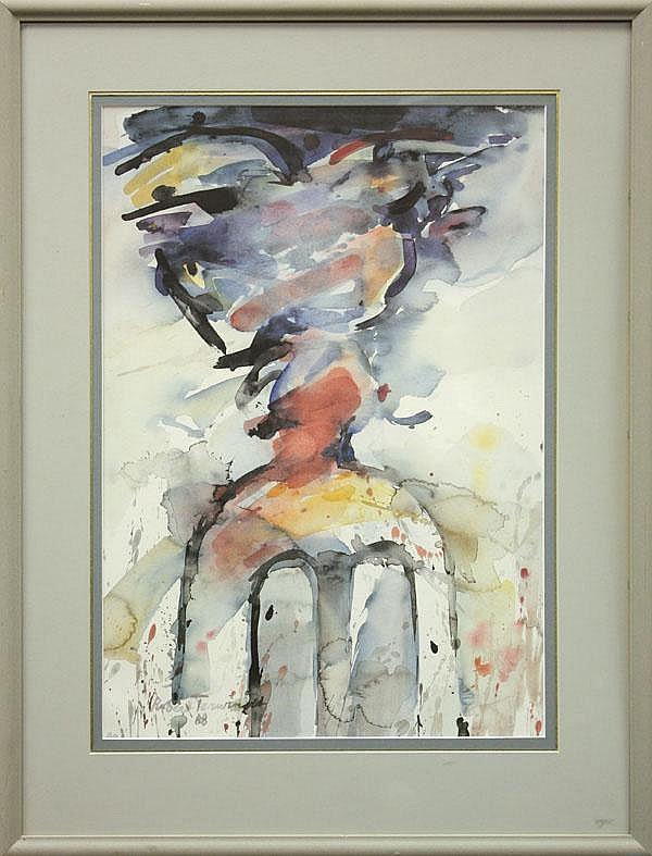 Painting, Robert Terwindt, Dutch
