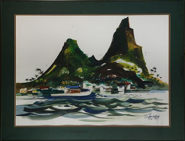 Bud Shackelford Paintings Artwork For Sale Bud Shackelford Art Value Price Guide