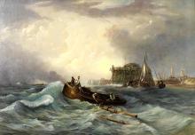 Painting, Lev Felixovich Lagorio