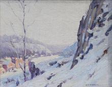 Painting, Robert Alexander Graham
