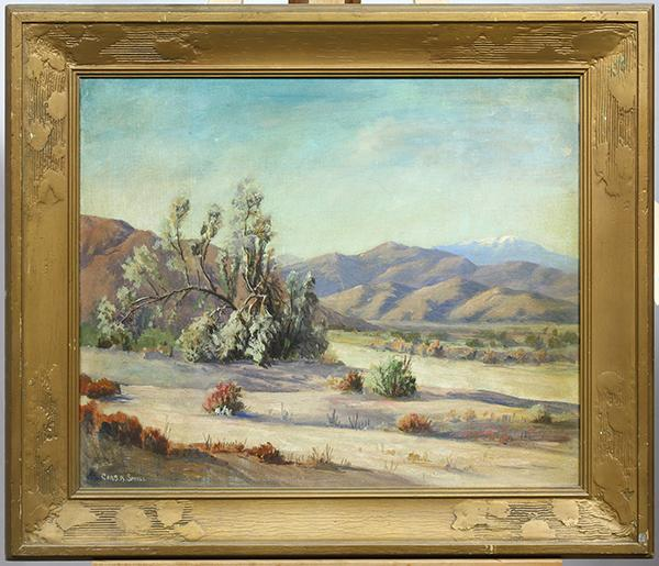 Charles Anderson Small Painting