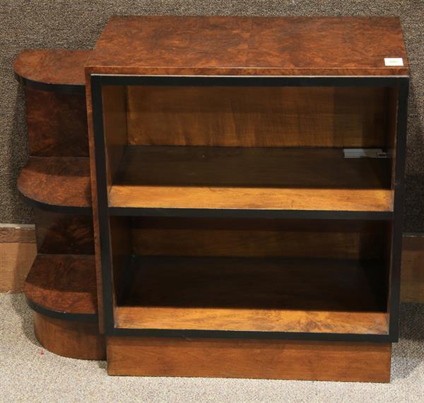 art deco etagere. Black Bedroom Furniture Sets. Home Design Ideas