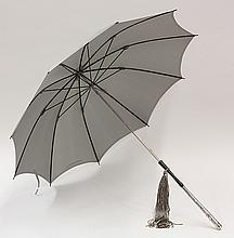 Sterling mounted parasol