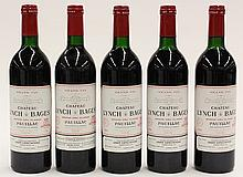 1986 Chateau Lynch & Bages Pauillac