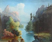 Painting, William Samuel Parrott