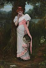 Circle of John William Waterhouse, painting