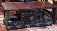 Korean low coffee table/chest