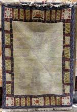 Modern Nepalese rug, 5'11