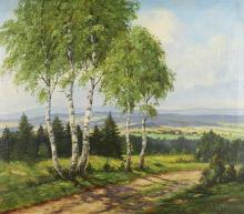 Painting, Nikolai Petrovich Bogdanov Belsky
