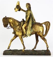 Sculpture, Jean-Leon Gerome