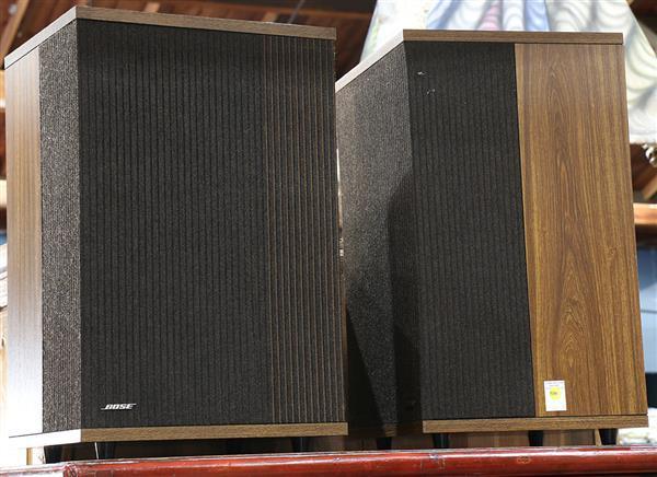Pair of Bose SDI Series IV speakers, 25