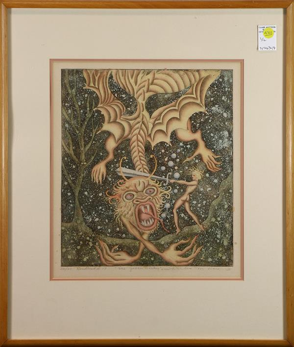 Prints, Charles Ware